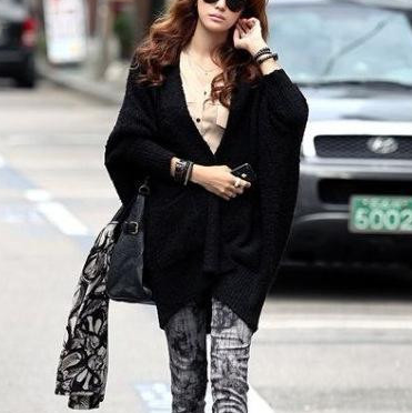 winter-new-women-casual-Korean-style-loose-sweaters-batwing-sleeve-oversized-cardigans1